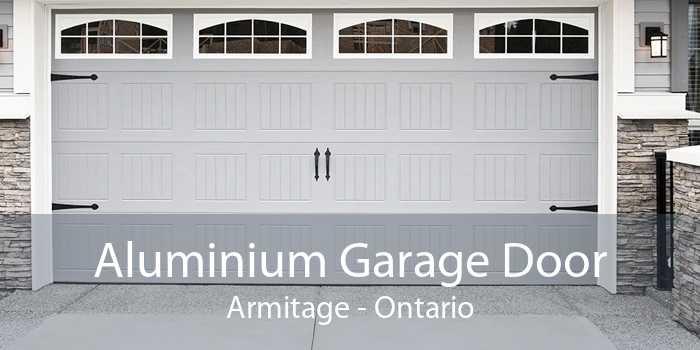 Aluminium Garage Door Armitage - Ontario