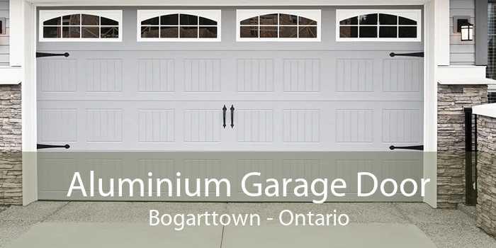 Aluminium Garage Door Bogarttown - Ontario
