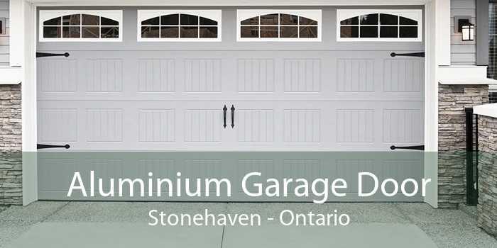 Aluminium Garage Door Stonehaven - Ontario