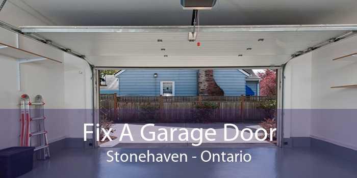 Fix A Garage Door Stonehaven - Ontario
