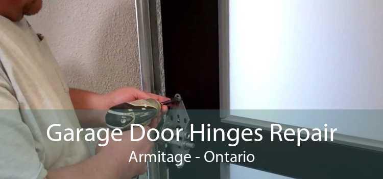 Garage Door Hinges Repair Armitage - Ontario