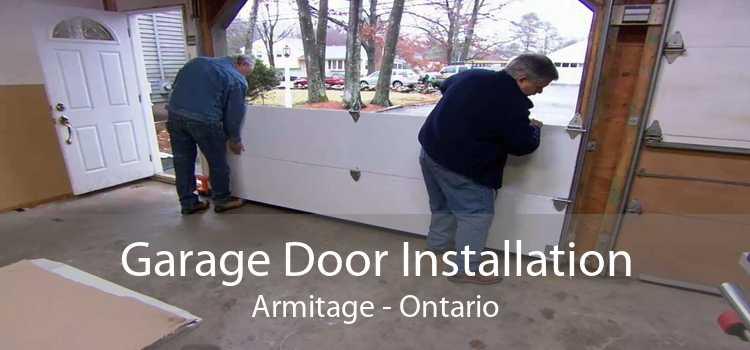 Garage Door Installation Armitage - Ontario
