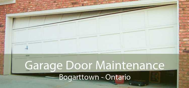 Garage Door Maintenance Bogarttown - Ontario