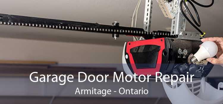 Garage Door Motor Repair Armitage - Ontario