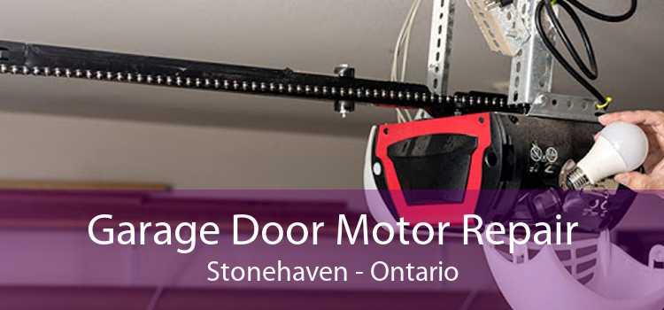 Garage Door Motor Repair Stonehaven - Ontario
