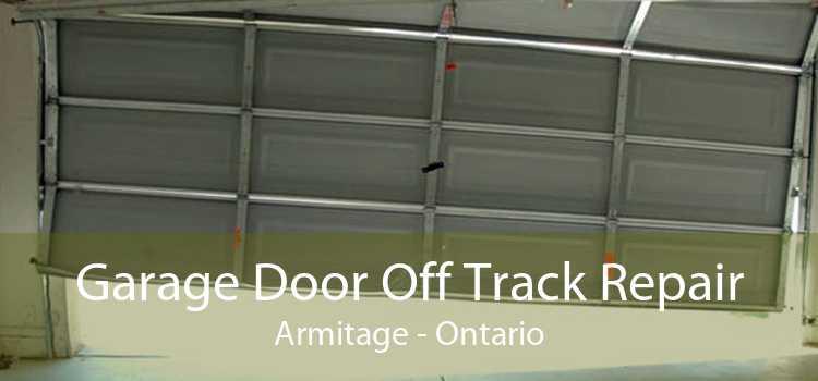 Garage Door Off Track Repair Armitage - Ontario