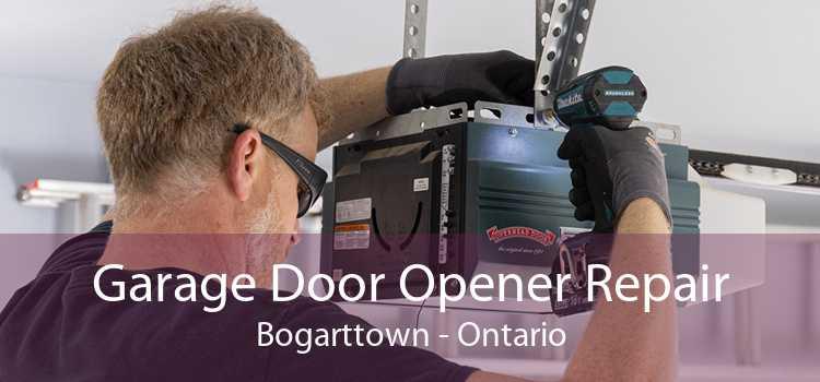 Garage Door Opener Repair Bogarttown - Ontario