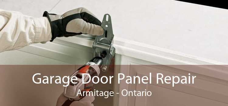 Garage Door Panel Repair Armitage - Ontario