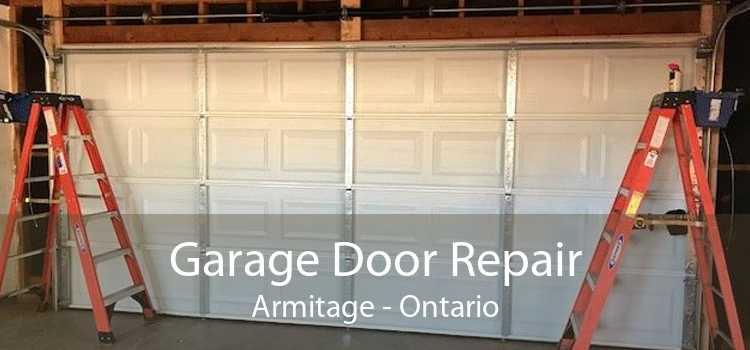 Garage Door Repair Armitage - Ontario