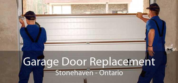 Garage Door Replacement Stonehaven - Ontario