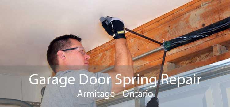 Garage Door Spring Repair Armitage - Ontario
