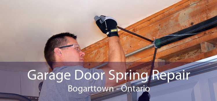 Garage Door Spring Repair Bogarttown - Ontario