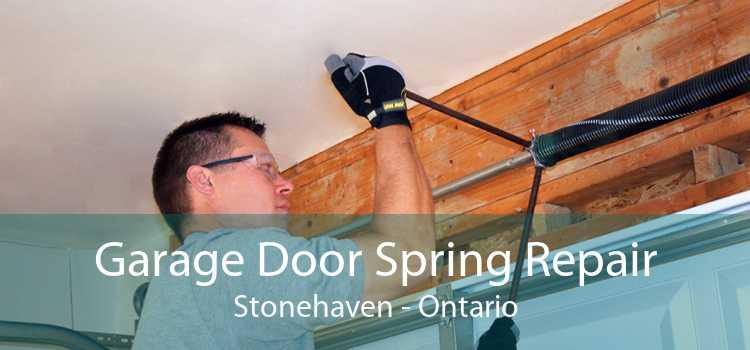 Garage Door Spring Repair Stonehaven - Ontario