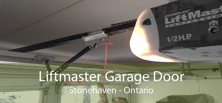 Liftmaster Garage Door Stonehaven - Ontario