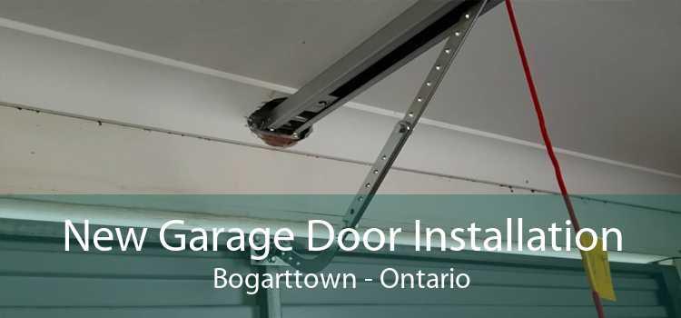 New Garage Door Installation Bogarttown - Ontario