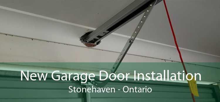 New Garage Door Installation Stonehaven - Ontario
