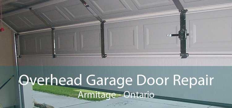 Overhead Garage Door Repair Armitage - Ontario