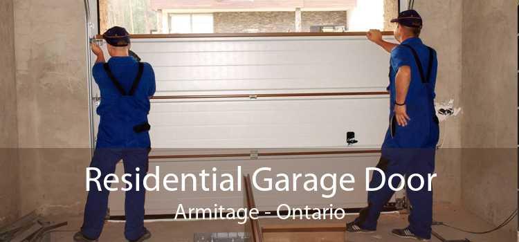Residential Garage Door Armitage - Ontario