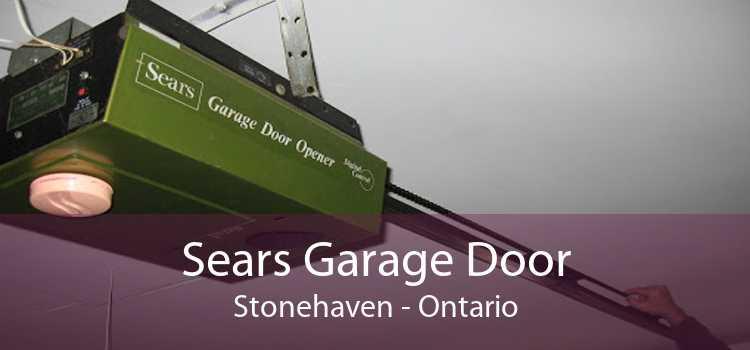 Sears Garage Door Stonehaven - Ontario
