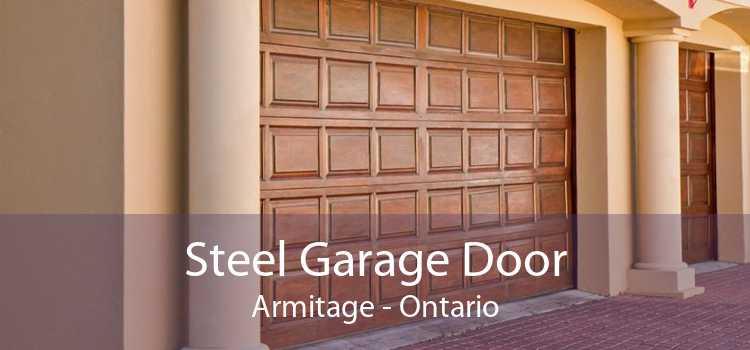 Steel Garage Door Armitage - Ontario