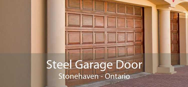 Steel Garage Door Stonehaven - Ontario